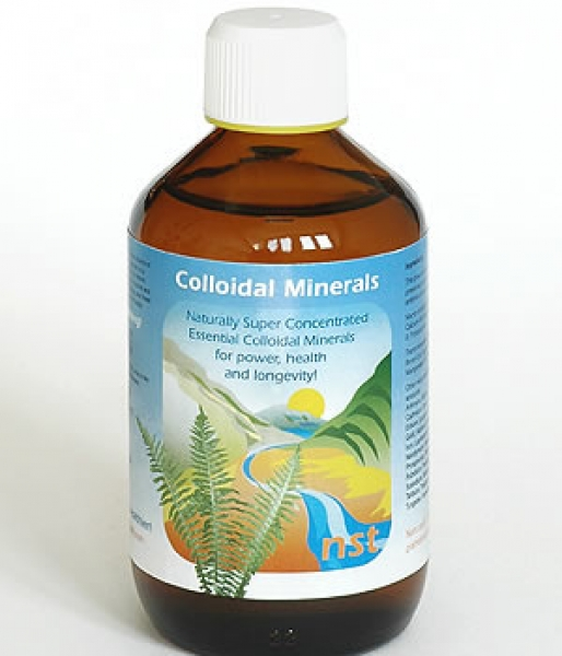 NST Colloidal Minerals