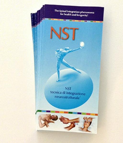 NST brochures (italian)